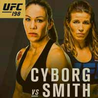 cyborg-vs-smith-full-fight-video-luta-ufc-198-poster