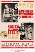 invicta-fc-17-poster-evinger-vs-schneider