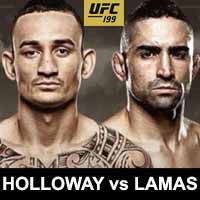 holloway-vs-lamas-full-fight-video-ufc-199-poster