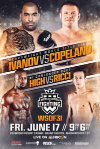 ivanov-vs-copeland-wsof-31-poster