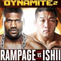 rampage-vs-ishii-bellator-157-poster