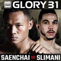 saenchai-vs-slimani-glory-31-poster