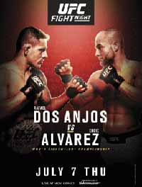 ufc-fight-night-90-poster-dos-anjos-vs-alvarez