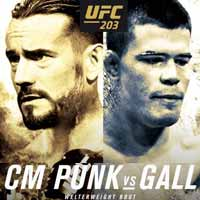 Cm Punk Vs Gall Full Fight Ufc