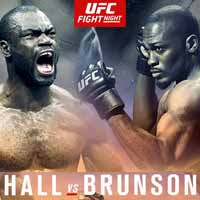 hall-vs-brunson-full-fight-video-ufc-fight-night-94-poster