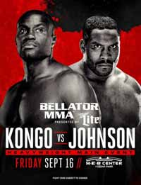kongo-vs-johnson-bellator-161-poster