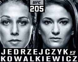 jedrzejczyk-vs-kowalkiewicz-full-fight-video-ufc-205-poster