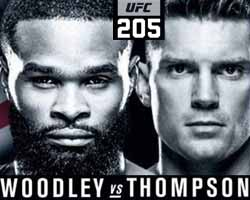 woodley-vs-thompson-full-fight-video-ufc-205-poster