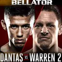 dantas-vs-warren-2-bellator-166-poster