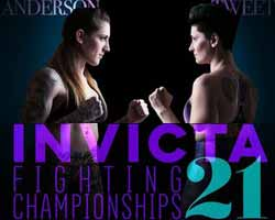 anderson-vs-tweet-full-fight-video-invicta-fc-21-poster