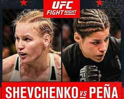shevchenko-vs-pena-full-fight-video-ufc-on-fox-23-poster