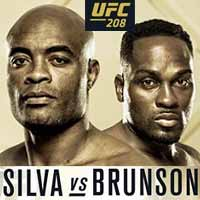 silva-vs-brunson-full-fight-video-ufc-208-poster