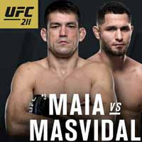 maia-vs-masvidal-full-fight-video-ufc-211-poster