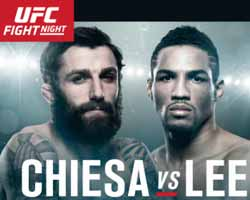 chiesa-vs-lee-full-fight-video-ufc-fn-112-poster