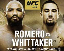 romero-vs-whittaker-full-fight-video-ufc-213-poster