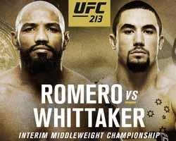 romero-vs-whittaker-full-fight-video-ufc-213-poster