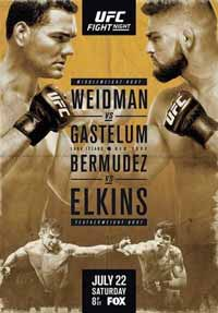 ufc-on-fox-25-poster-weidman-vs-gastelum