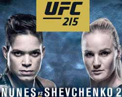nunes-vs-shevchenko-2-full-fight-video-ufc-215-poster