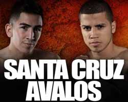 Leo Santa Cruz vs Avalos full fight Video 2017 WBA