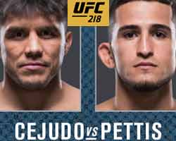 cejudo-pettis-full-fight-video-ufc-218-poster