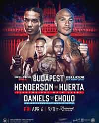 henderson-huerta-fight-bellator-196-poster