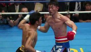 Photo of the fight Keita Obara vs Alvin Lagumbay