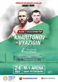 kharitonov-vyazigin-fight-m1-challenge-92-poster