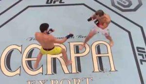 Photo of the fight Vitor Belfort vs Lyoto Machida