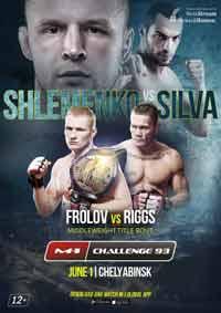shlemenko-silva-fight-m1-challenge-93-poster