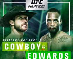 cerrone-edwards-fight-ufc-fight-night-132-poster