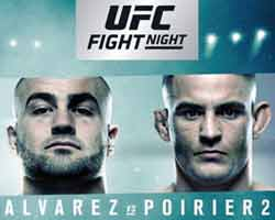 alvarez-poirier-2-fight-ufc-on-fox-30-poster