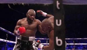 Photo of the fight Dereck Chisora vs Carlos Takam