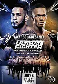 tavares-adesanya-fight-ufc-tuf-27-finale-poster