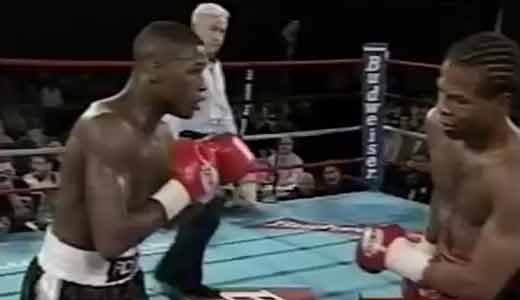 best-boxing-fight-year-2000-mayweather-augustus-burton-video