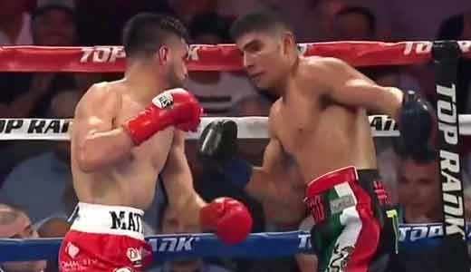 best-boxing-fight-year-2018-ramirez-orozco