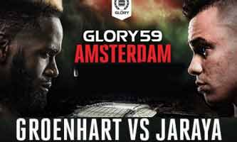 groenhart-jaraya-fight-glory-59-poster