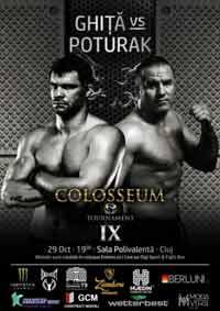 ghita-poturak-4-fight-colosseum-ix-2018-10-29-poster