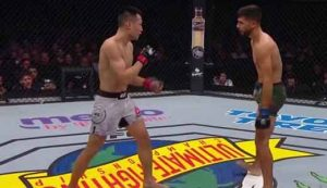 Photo of the fight Chan Sung Jung vs Yair Rodriguez