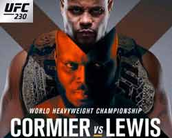 cormier-lewis-fight-ufc-230-poster