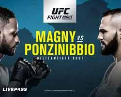 magny-ponzinibbio-fight-ufc-fight-night-140-poster