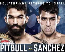 pitbull-freire-sanchez-fight-bellator-209-poster