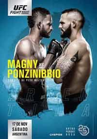 ufc-fight-night-140-poster-magny-ponzinibbio