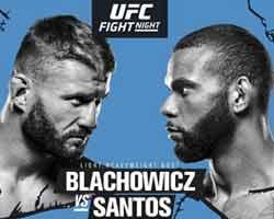 blachowicz-santos-fight-ufc-fight-night-145-poster