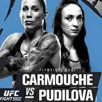 carmouche-pudilova-fight-ufc-fight-night-145-poster