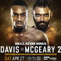 davis-mcgeary-2-fight-bellator-220-poster