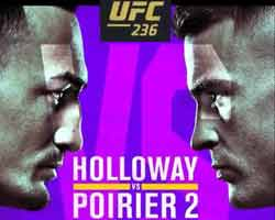 holloway-poirier-2-fight-ufc-236-poster