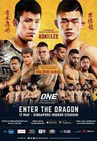 aoki-vs-lee-fight-one-fc-96-poster