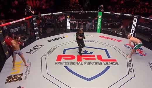 best-mma-ko-year-khaibulaev-vs-jackson-fight-PFL-2-2019