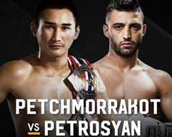 petrosyan-petchmorakot-fight-one-fc-96-poster