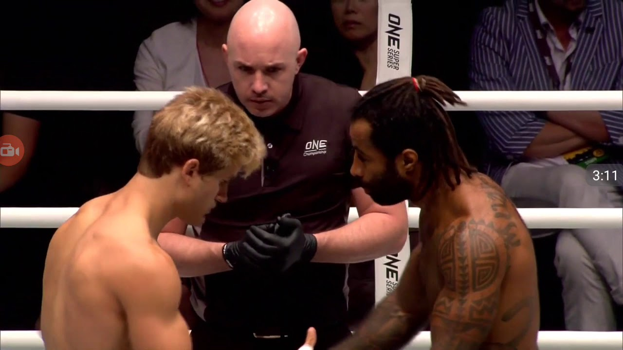 Sage Northcutt Vs Cosmo Alexandre Full Fight Video ONE FC 96